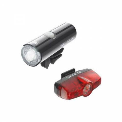 cateye volt 200 xc and rapid mini light set