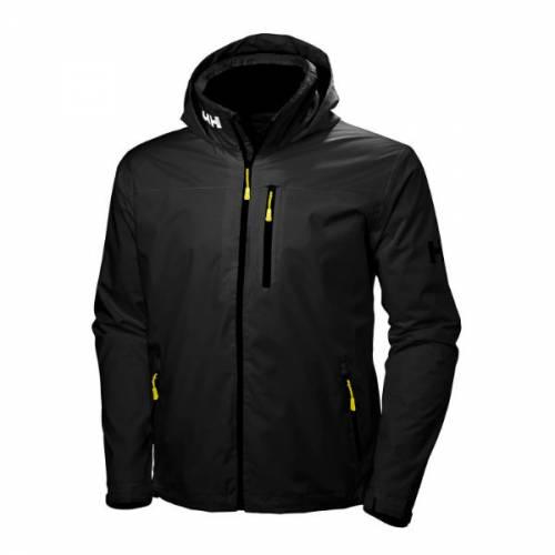 Men's Helly Hansen Crew Hooded Midlayer Jacket Waterproof Navy Trailblazers Ireland Hiking Walking