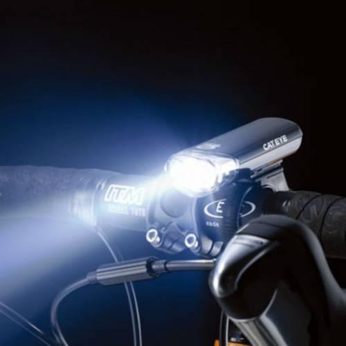 CATEYE HL-EL135 and Orb Light set