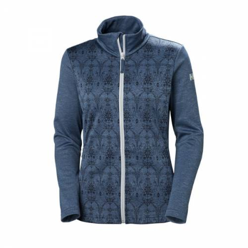 helly hansen graphic fleece jacket