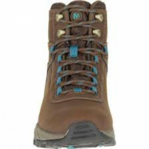 Merrell Women's Vego Mid Leather Waterproof Boot features