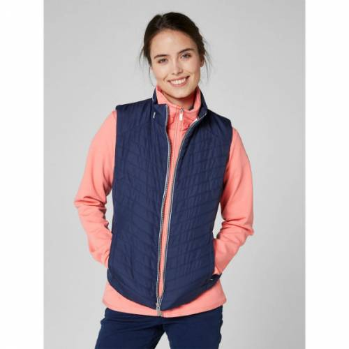 women's helly hansen crew insulator vest