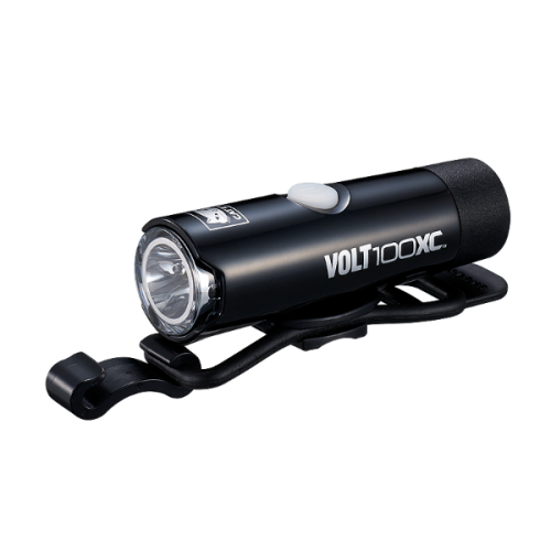 cateye volt 100 xc front bicycle light