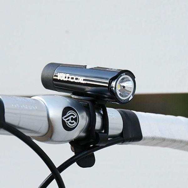 Bike Light Set Cateye Volt 100 XC Front /& Rapid Micro Rear Black
