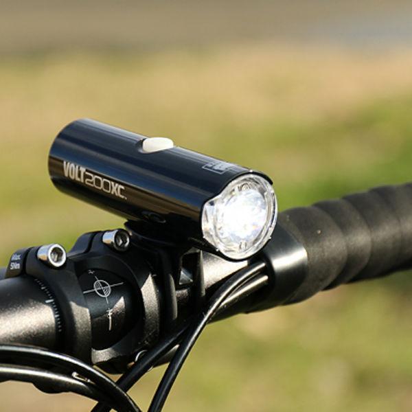f204e1e0079 Cateye Volt 200 XC and Rapid Mini Light Set