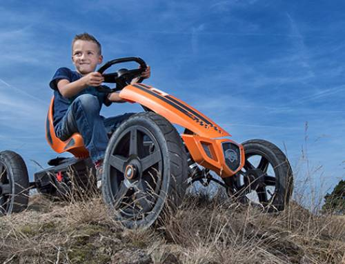 Berg Go-Karts for Outdoor Fun & Exercise