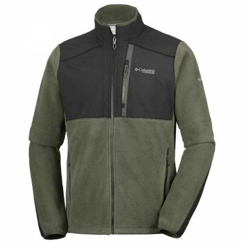 Men's Columbia Titan Frost Fleece Jacket