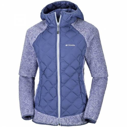 Women's Columbia Techy Hybrid Fleece