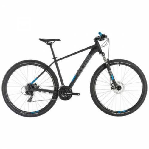 cube aim 14 inch blue black mtb ed