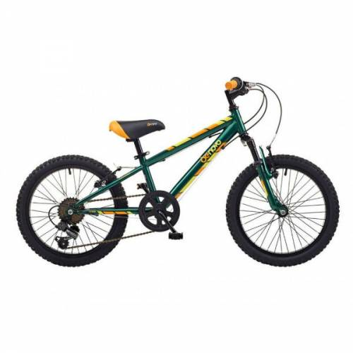 de novo d18 FS boys bike