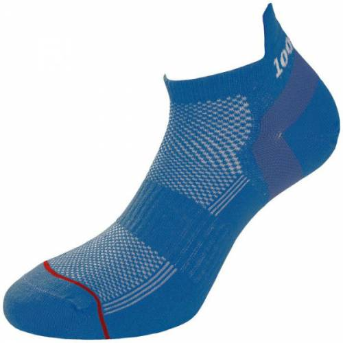 1000 mile trainer sock mens blue