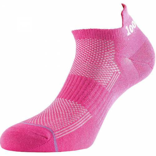 1000 mile trainer sock womens pink