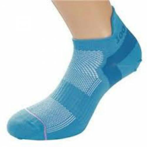 1000 mile trainer sock womens teal