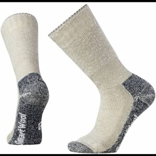 smartwool unisex mountaineering extra heavy crew sock