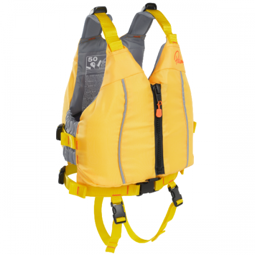 Palm Quest pfd yellow kids