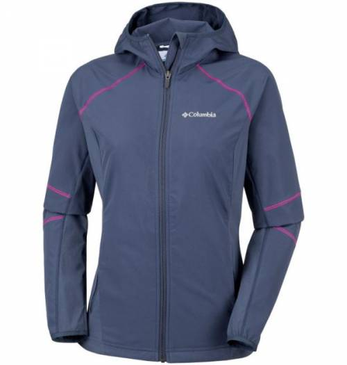Women's Columbia Sweet As Softshell Hoodie